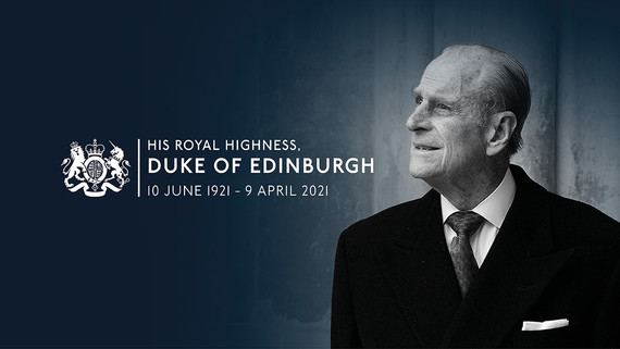 His Royal Highness, Duke of Edinburgh, 10 June 1921 - 9 April 2021