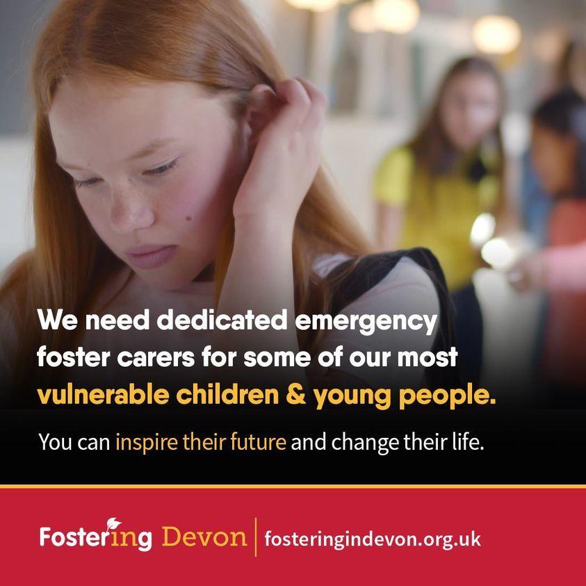 Fostering Devon