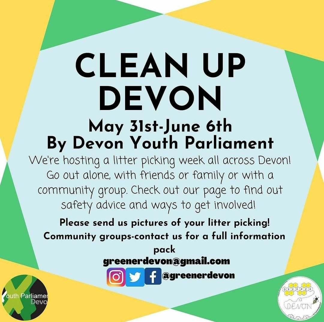 Clean up Devon