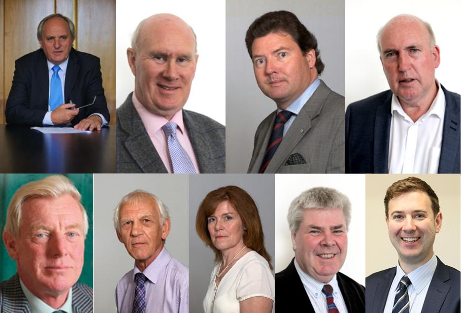 Devon County Council Cabinet