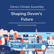 Devon Climate Assembly launch image