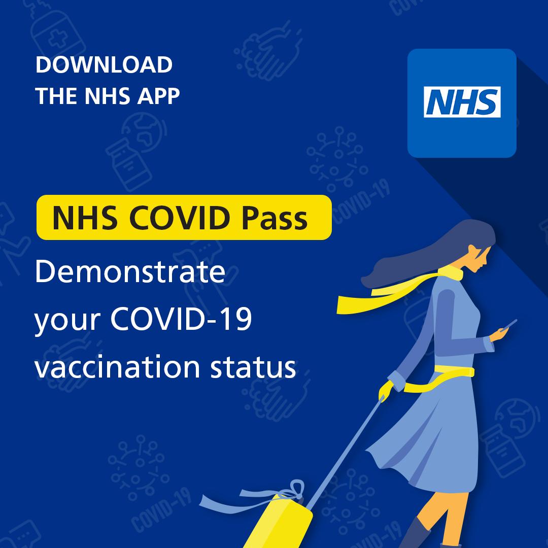 NHS COVID pass