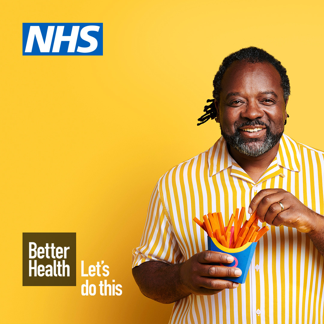 NHS campaign to get healthy this summer