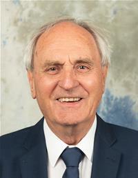 Leader of Devon County Council, Cllr John Hart