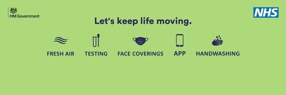 Let's keep life moving