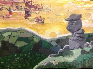devon's best young landscape artist