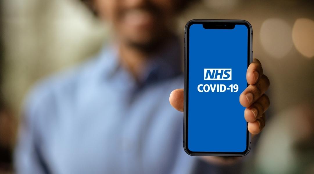 NHS app COVID-19 pass