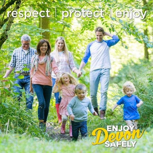 Respect, Protect and Enjoy Devon