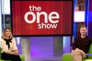 BBC The One Show - Alex Jones and Ronan Keating