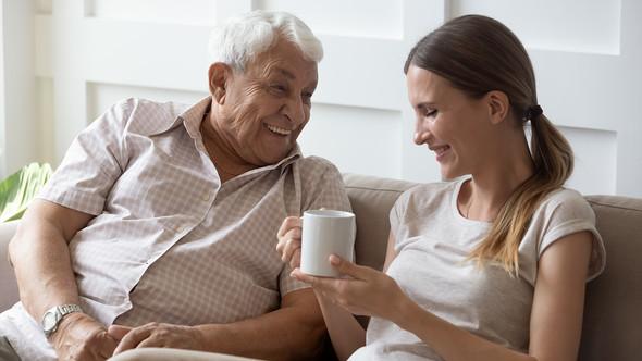 elderly relative carer