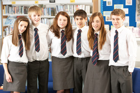 secondary school children