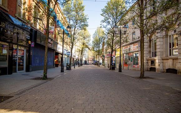 Town Centre street