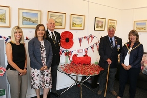 Knitted Poppy Launch
