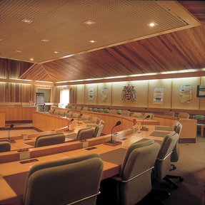 council chamber 2