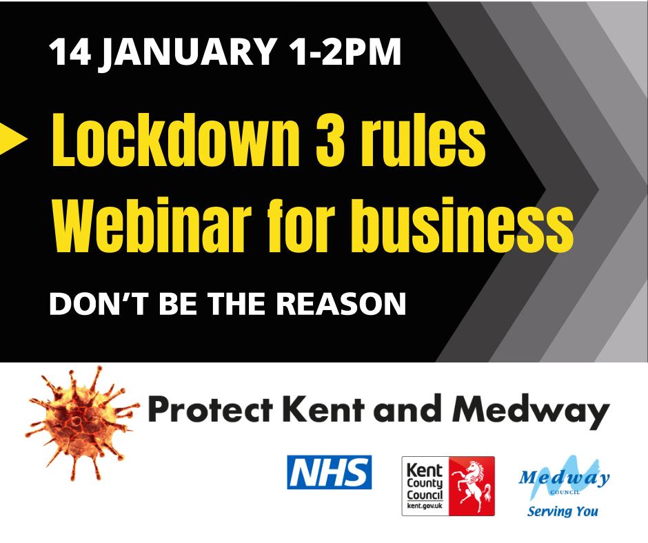 Lockdown 3 business