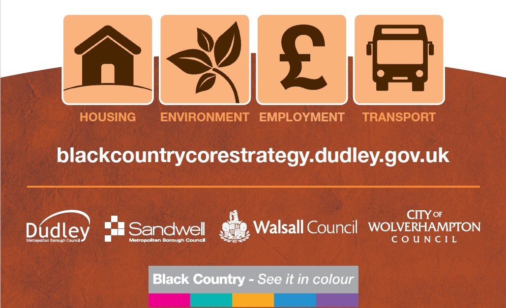 Black Country Plan footer