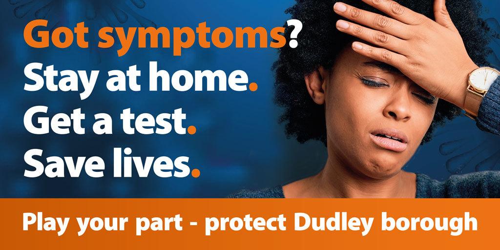 got symptoms