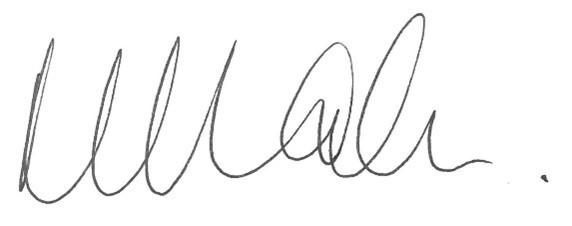 Rachel Maclean signature