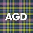 AGD Tartan square