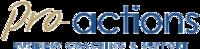 Pro actions logo