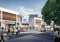 Eastbourne town centre improvement scheme