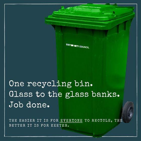 One bin