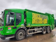 Green Waste vehicle