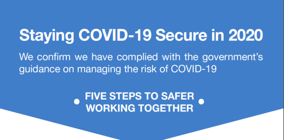 shops covid secure