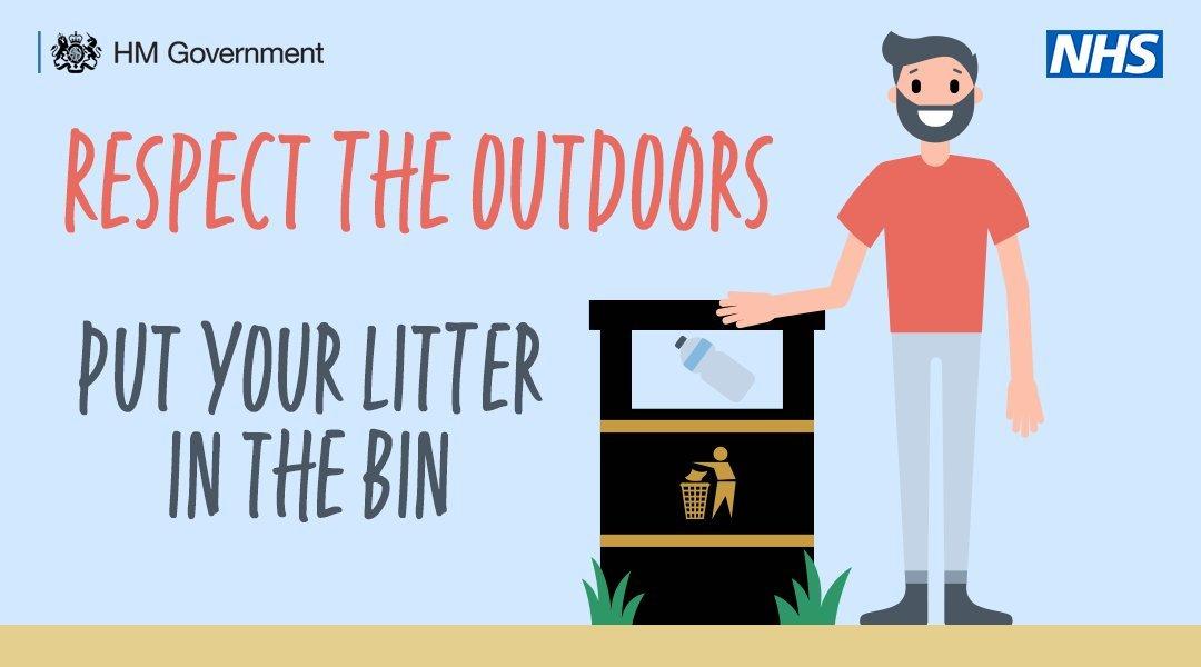 Put Litter in the Bin