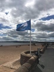 Exmouth Beach Blue Flag