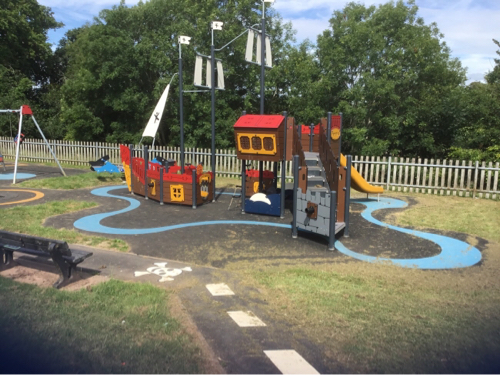 Redgates Play Area, Exmouth