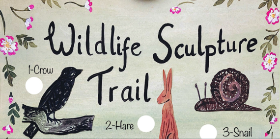 Seaton Wetlands Sculpture Trail