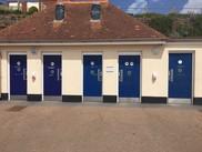 Public Toilets in East Devon