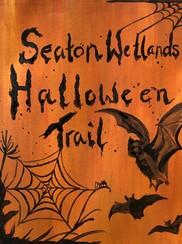Seaton Wetlands Halloween Trail