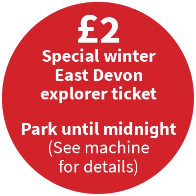 Winter car park offer