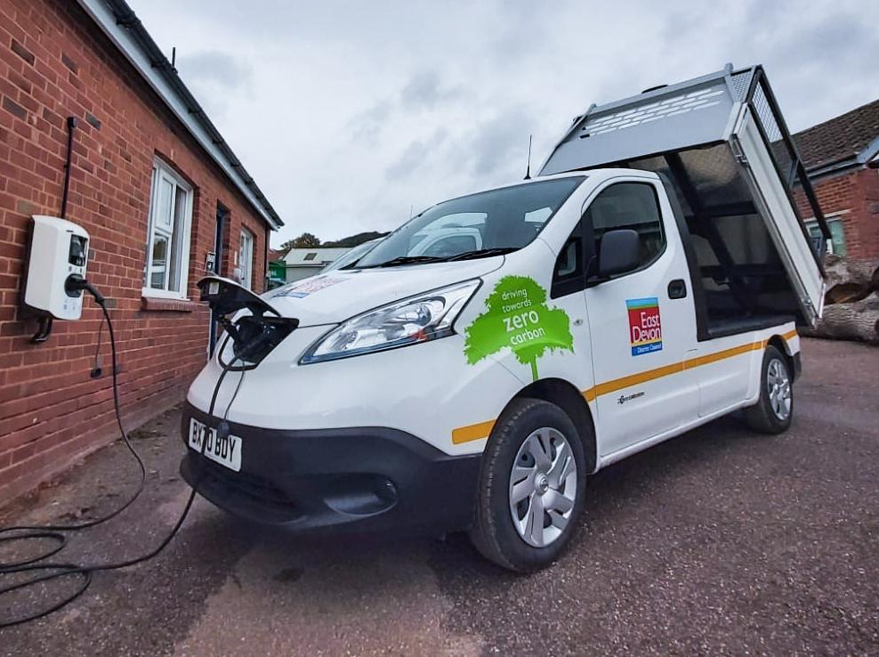 East Devon custom-made electric vans