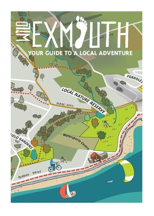 Wild Exmouth map