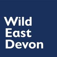 Wild East Devon logo without heron