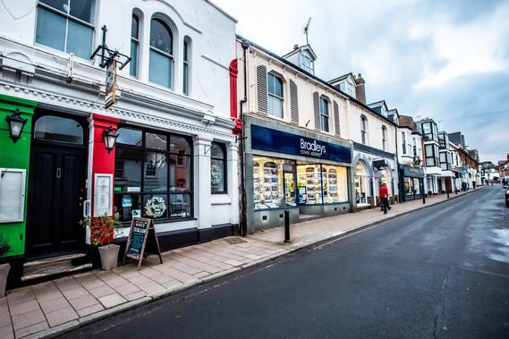 East Devon business grants