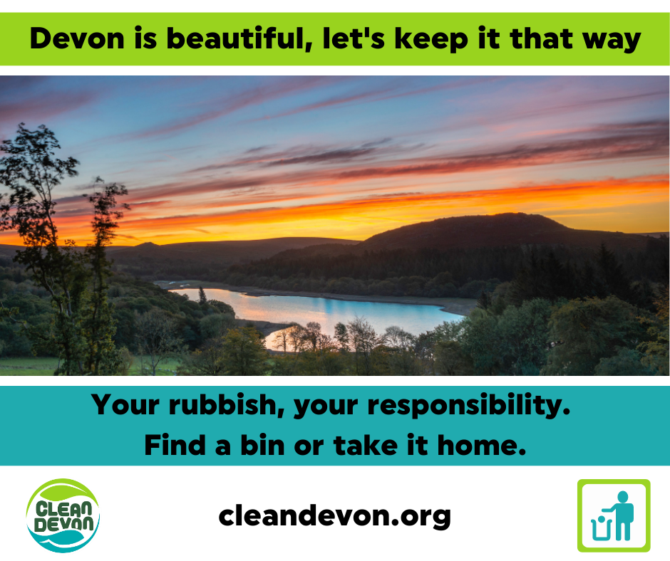 Clean Devon campaign