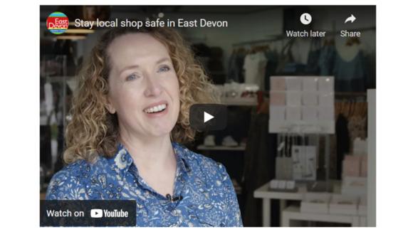 East Devon reopening video