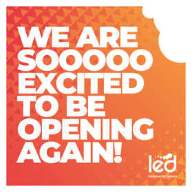 LED Community Leisure reopens