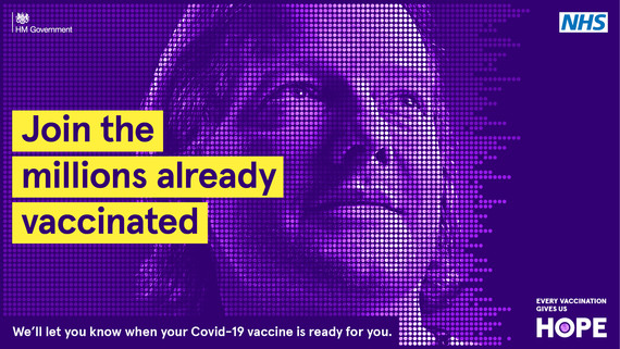 Get a covid-19 vaccination