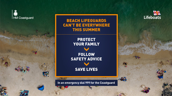 Beach Safety Campaign
