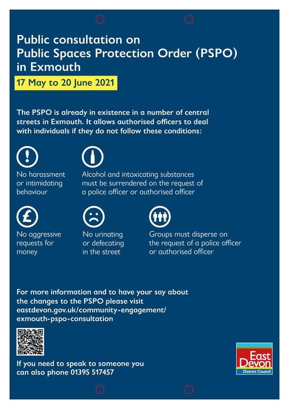 Exmouth PSPO Consultation