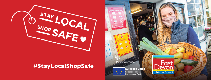 Stay Local Shop Safe