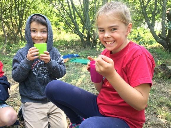 wild east devon children enjoy the outdoors