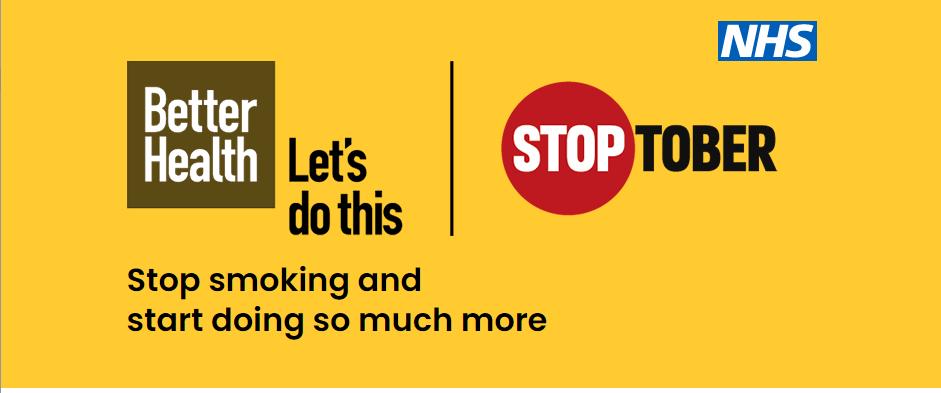 stoptober poster