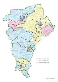 Map - boundary review