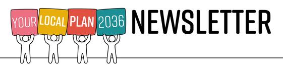 Local Plan 2036 newsletter header
